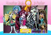 Juego de Puzzle Monster High