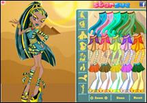 Juego de Vestir Nefera de Nile