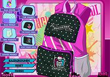 Juego de Acci�n Monster High