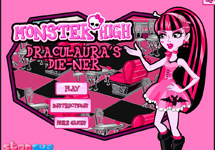 Juego de Acción Monster High