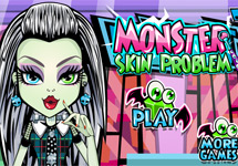 Juego de Accion Monster High