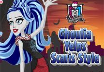 Juego de Vestir Ghoulia Yelps