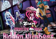 Juego de Objetos ocultos Monster High