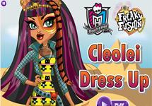 Juego de Vestir Cleolei