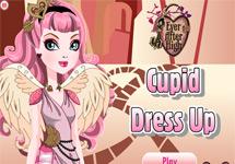 Juego de Vestir Cupido