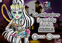 Juego de Vestir Frankie Stein