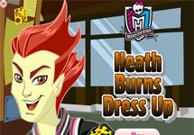 Juego de Vestir Heath Burns