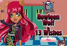 Juego de Vestir Howleen Wolf