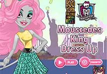 Juego de Vestir Moucedes King