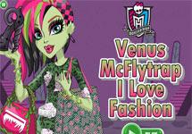 Juego de Vestir Venus Mcflytrap